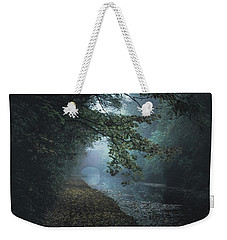 Dawn On The Canal Weekender Tote Bag by Chris Fletcher