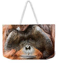 Deep In Thought Weekender Tote Bag by Jamie Pham