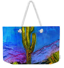 Desert Giant Weekender Tote Bag by Elise Palmigiani