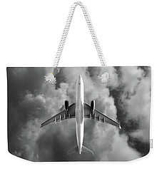 Destination Unknown Weekender Tote Bag by Mark Rogan