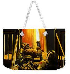 Devil's Stairway Weekender Tote Bag by Paul Walsh