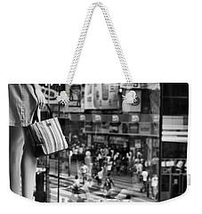 Display Weekender Tote Bag by Dave Bowman