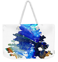 Dog Art - Contemplation - By Sharon Cummings Weekender Tote Bag by Sharon Cummings