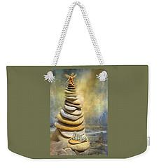 Dreaming Stones Weekender Tote Bag by Carol Cavalaris
