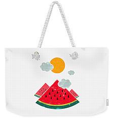 Eatventure Time Weekender Tote Bag by Mustafa Akgul