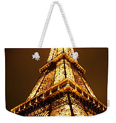 Eiffel Weekender Tote Bag by Skip Hunt