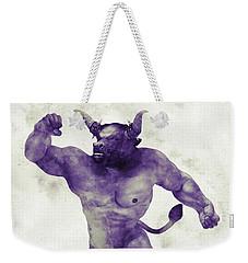 El Torito Guapo Weekender Tote Bag by Joaquin Abella