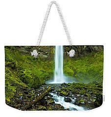 Elowah's Elegance Weekender Tote Bag by Chad Dutson