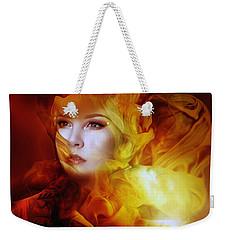 Empress Weekender Tote Bag by Mary Hood