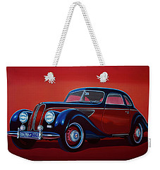 Emw Bmw 1951 Painting Weekender Tote Bag by Paul Meijering