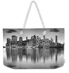 Enchanted City Weekender Tote Bag by Az Jackson