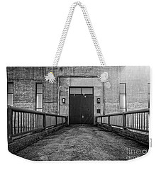 End Of The Line Weekender Tote Bag by Edward Fielding