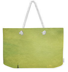 Escaping Urbania Weekender Tote Bag by Andrew Paranavitana