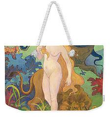 Eve Weekender Tote Bag by Paul Ranson