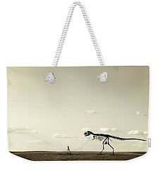 Evolution Weekender Tote Bag by Todd Klassy