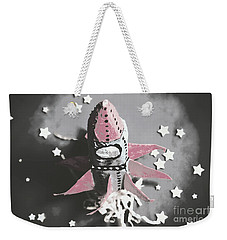 Exploration Into Outer Space  Weekender Tote Bag by Jorgo Photography - Wall Art Gallery