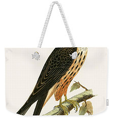Falco Eleonorae Weekender Tote Bag by English School