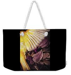 Fallen Weekender Tote Bag by Amy Weiss