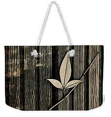Fallen Leaf Weekender Tote Bag by John Edwards