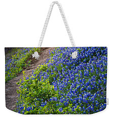 Flower Mound Weekender Tote Bag by Inge Johnsson