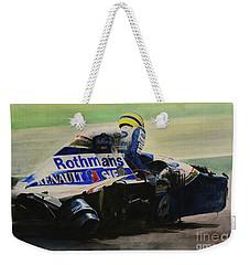 Formula - Alone Weekender Tote Bag by Oleg Konin