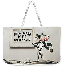Fresh Baked Weekender Tote Bag by Kim Hojnacki