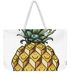 Fruitful Weekender Tote Bag by Kelly Jade King