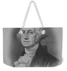 George Washington Weekender Tote Bag by War Is Hell Store