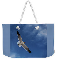 Glider Weekender Tote Bag by Don Spenner