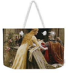 God Speed Weekender Tote Bag by Edmund Blair Leighton