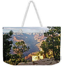 Grand Canyon No. 1 Weekender Tote Bag by Sandy Taylor