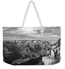 Grand Canyon No. 2-1 Weekender Tote Bag by Sandy Taylor