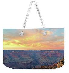 Grand Canyon No. 5 Weekender Tote Bag by Sandy Taylor
