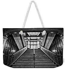 Grand Case Weekender Tote Bag by CJ Schmit