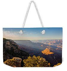 Grandview Sunset - Grand Canyon National Park - Arizona Weekender Tote Bag by Brian Harig