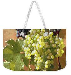 Grapes Weekender Tote Bag by Edward Chalmers Leavitt