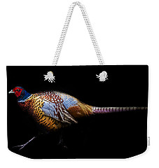 Have A Pheasant Day.. Weekender Tote Bag by Martin Newman