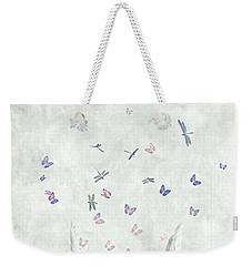 Heal Weekender Tote Bag by Jacky Gerritsen
