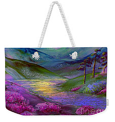 Highland Light Weekender Tote Bag by Jane Small