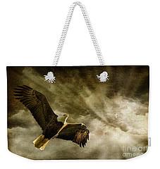 Honor Bound Weekender Tote Bag by Lois Bryan