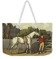 Hunter Weekender Tote Bag by Henry Thomas Alken