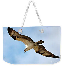 Hunter Osprey Weekender Tote Bag by Carol Groenen