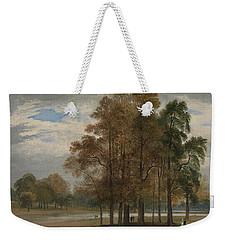Hyde Park Weekender Tote Bag by John Martin