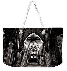 If These Walls Could Talk Weekender Tote Bag by CJ Schmit