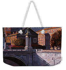 Il Cupolone Weekender Tote Bag by Guido Borelli