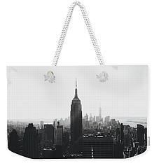 I'll Take Manhattan  Weekender Tote Bag by J Montrice