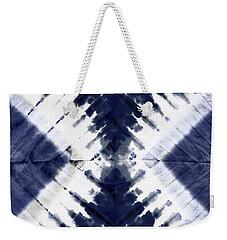 Indigo II Weekender Tote Bag by Mindy Sommers