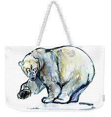 Isbjorn Weekender Tote Bag by Mark Adlington