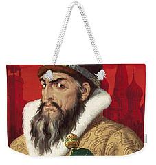 Ivan The Terrible Weekender Tote Bag by English School