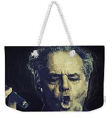 Jack Nicholson 2 Weekender Tote Bag by Semih Yurdabak